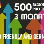Besucher 3 Monat German